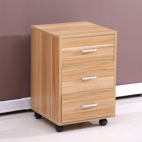 Contemporary Drawer Mobile Cabinet