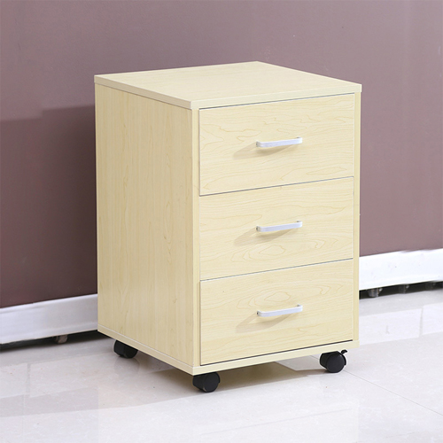 Contemporary Drawer Mobile Cabinet Image 7
