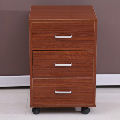 Contemporary Drawer Mobile Cabinet Image 8