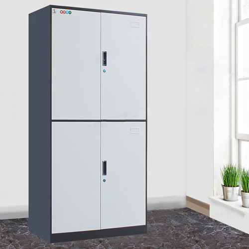 Zilch Double Door Large Metal Cabinet Image 5
