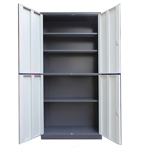 Zilch Double Door Large Metal Cabinet Image 9