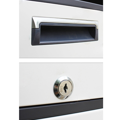 Standard Metal Lockable Storage Cabinet Image 14