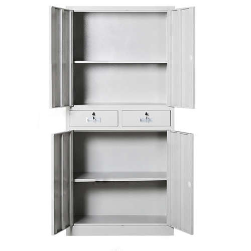 Zilla Metal Storage Cabinet With Lock Drawers Image 11