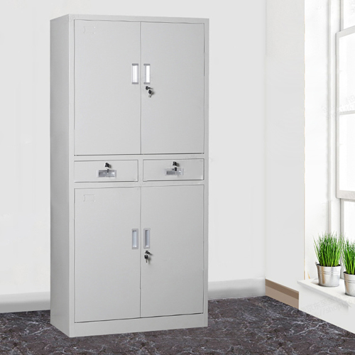 Zilla Metal Storage Cabinet With Lock Drawers Image 5