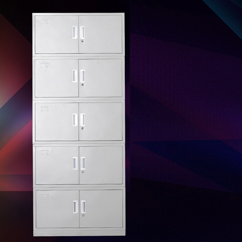 Yankee 5 Door Locker Metal Storage Cabinet Image 2
