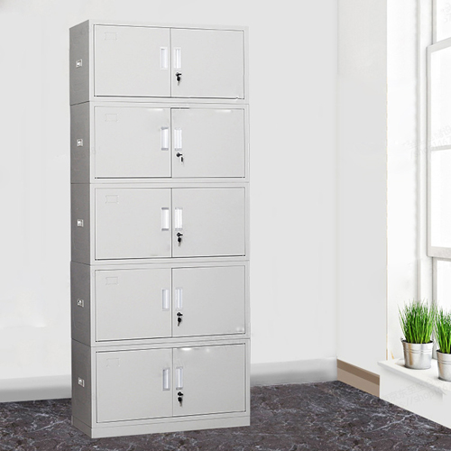 Yankee 5 Door Locker Metal Storage Cabinet Image 5