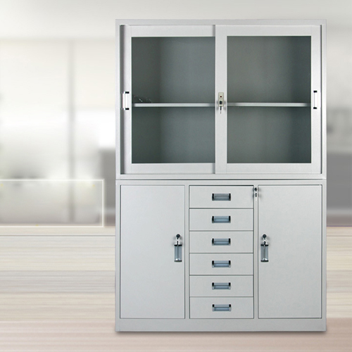 Metal Office Filing Document Cabinet