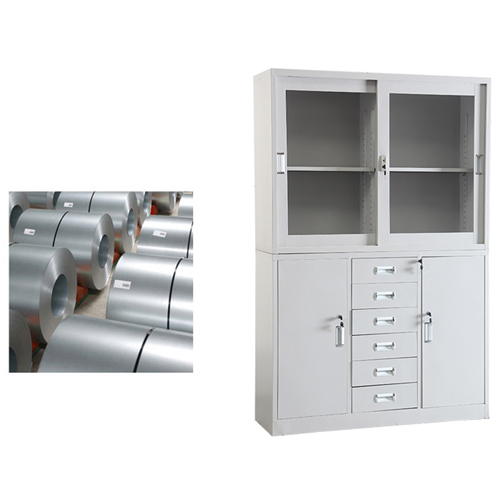Metal Office Filing Document Cabinet Image 8