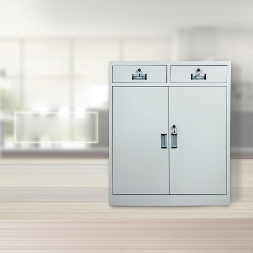 Steel Floor File Cabinet with Drawer