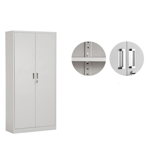Double Door Metal Storage Cabinet Image 9