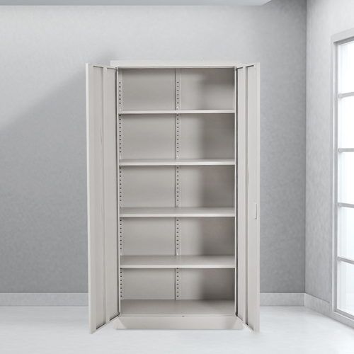 Double Door Metal Storage Cabinet Image 2