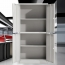 Four Door Adjustable Storage Cabinet Image 4
