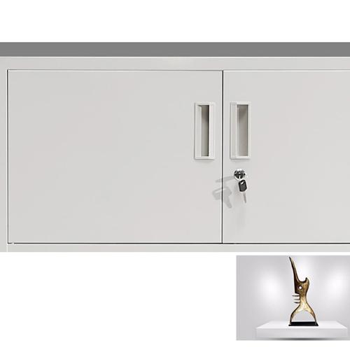 Split Five Steel Filing Cabinet Image 12