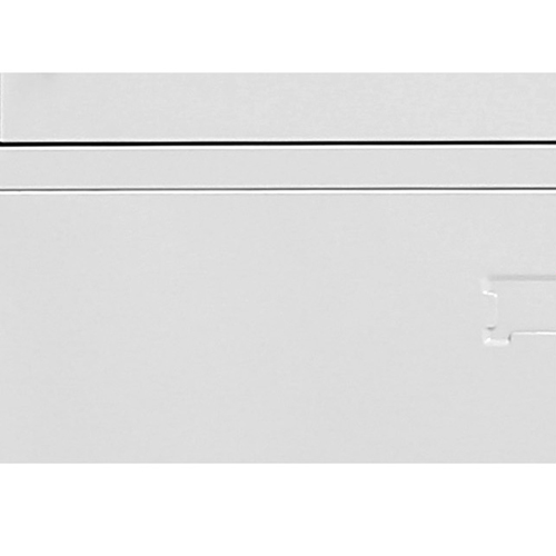 Split Five Steel Filing Cabinet Image 13