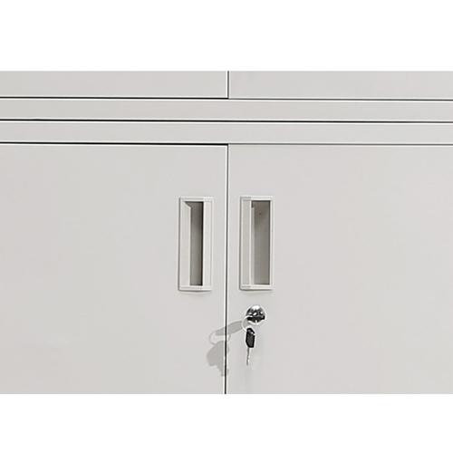 Split Five Steel Filing Cabinet Image 14