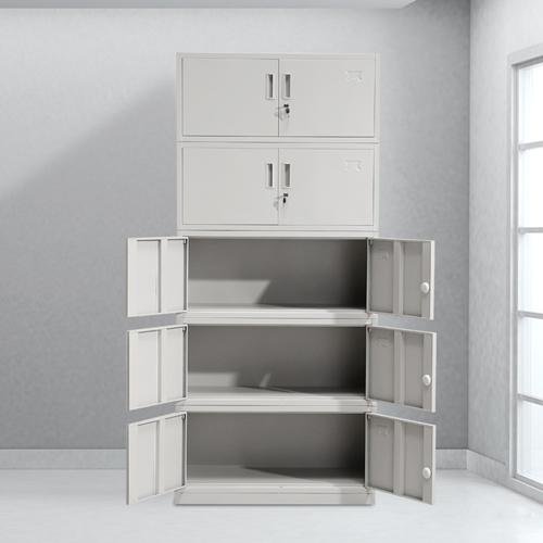 Split Five Steel Filing Cabinet Image 2