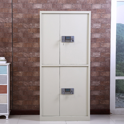 Metal File Cabinet With Password Security Image 1