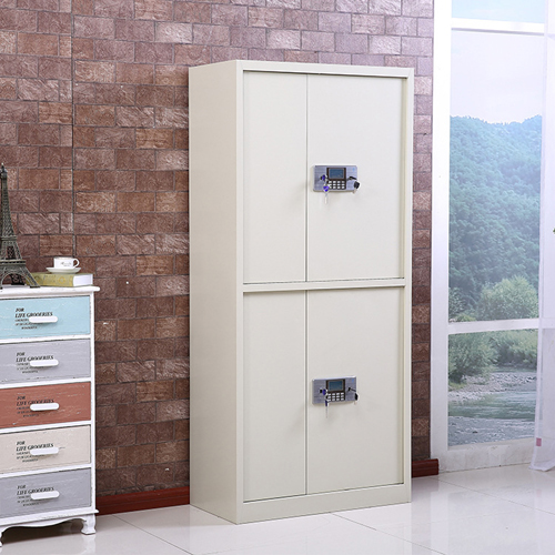 Metal File Cabinet With Password Security Image 2