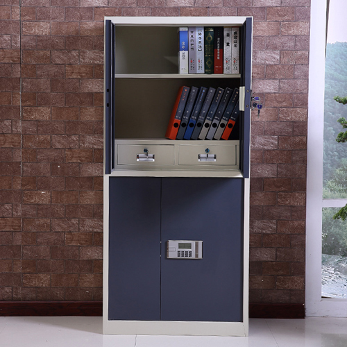 Metal File Cabinet With Password Security Image 3