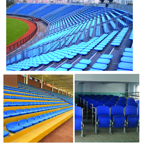 Alumina Mounted Stadium Chairs Image 13