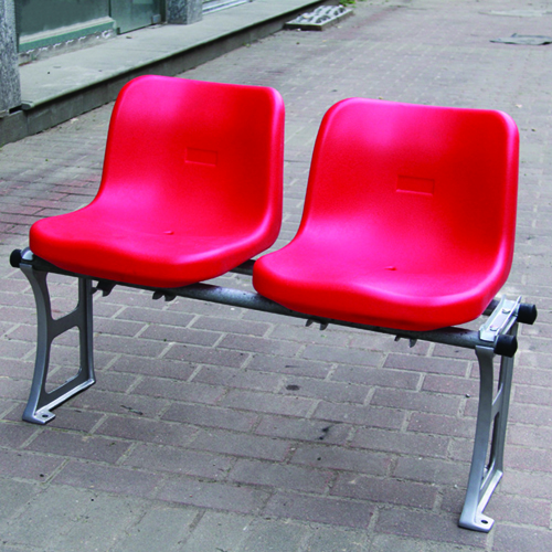 Alumina Mounted Stadium Chairs
