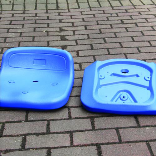 Callflex Plastic Stadium Seat Image 1