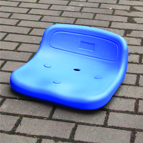 Callflex Plastic Stadium Seat Image 5