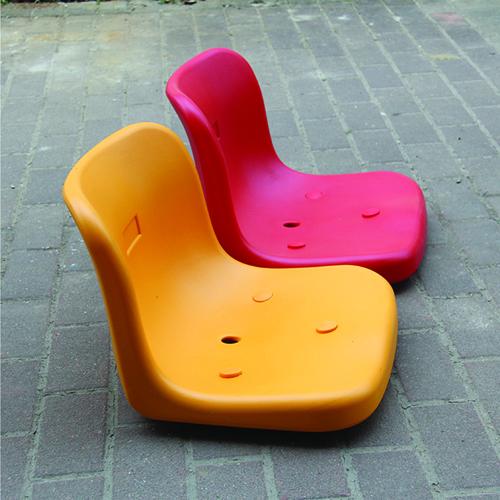 Modern Plastic Stadium Seat Image 2