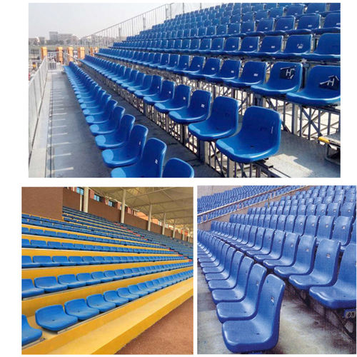 Modern Plastic Stadium Seat Image 5