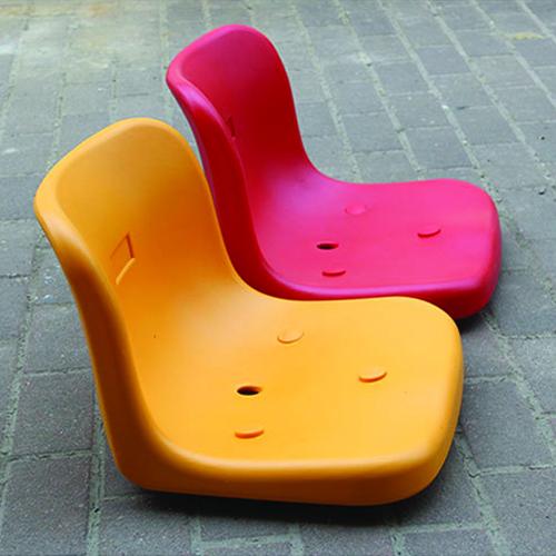 Modern Plastic Stadium Seat Image 7