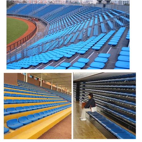 Hollow Flat Stadium Seat Image 5