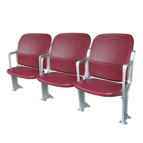 Arena Folding Chair With Armrest Image 4