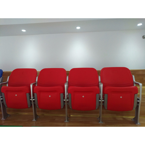 Arena Folding Chair With Armrest Image 6