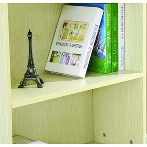 Modern Bookshelf Rack With Locker Cabinet Image 25