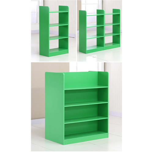 Biolid Wooden Display Bookshelves Image 11