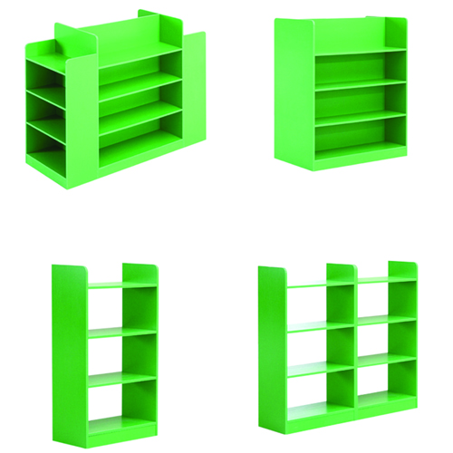 Biolid Wooden Display Bookshelves Image 12
