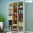 Multi-Lattice Square Grid Bookcase Image 8