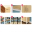 Wooden Storage Side Steel Bookshelf Image 12