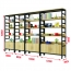 Wooden Storage Side Steel Bookshelf Image 18