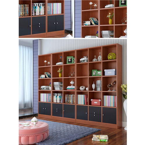 Dozze Study Shelves With Drawer Image 9