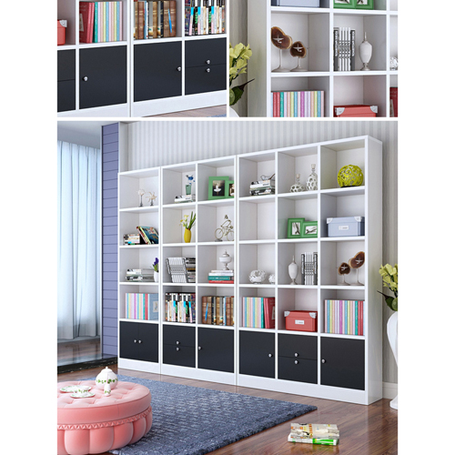 Dozze Study Shelves With Drawer Image 11