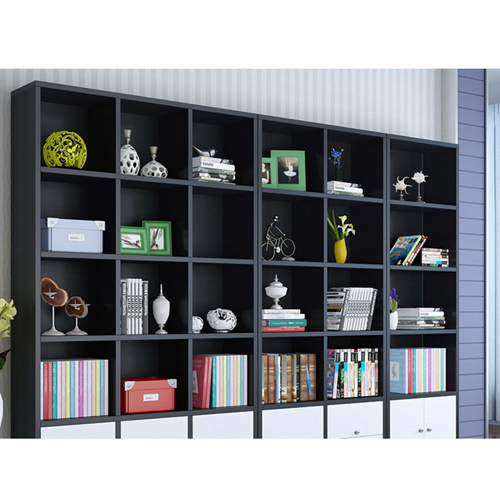 Dozze Study Shelves With Drawer Image 13