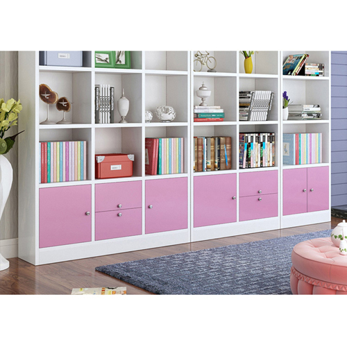 Dozze Study Shelves With Drawer Image 19