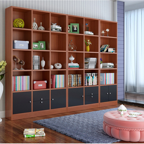 Dozze Study Shelves With Drawer Image 1