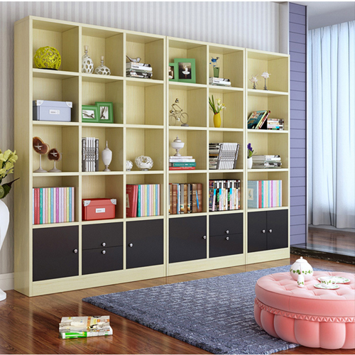 Dozze Study Shelves With Drawer Image 6