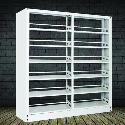 Elava Metal Bookshelf Racks