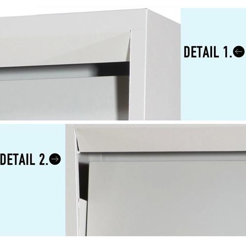 Filing Metal Magazine Rack Cabinet Image 10