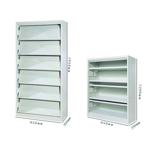 Filing Metal Magazine Rack Cabinet Image 12