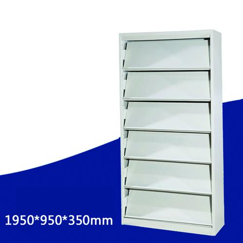 Filing Metal Magazine Rack Cabinet Image 1