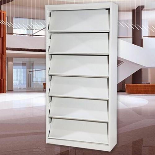 Filing Metal Magazine Rack Cabinet Image 4